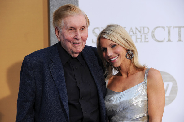 sex 24 ur com. Malia Andelin and Sumner Redstone -