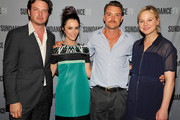 "(L-R)  Cast of ""Rectify"", actorsÊAden Young, Abigail Spencer, Clayne Crawford and Adelaide Clemens attend SundanceTV's presentation of Panel Discussions featuring creators and stars of 'Rectify' and 'The Honorable Woman' on May 16, 2015 in Los Angeles, California."