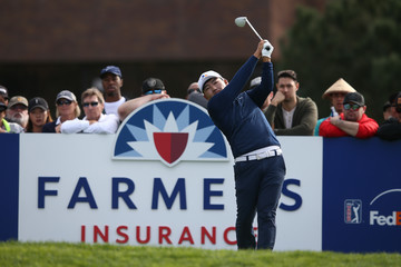 Sung Kang Farmers Insurance Open - Round One