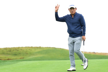 Sung Kang AT&T Pebble Beach Pro-Am - Round Two