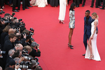 Sunnery James Opening Ceremony & 'La Tete Haute' Premiere - The 68th Annual Cannes Film Festival