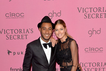 Sunnery James Arrivals at the Victoria's Secret Fashion Show