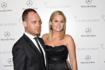 Sunny Mabrey Ethan Embry The Art Of Elysium's 7th Annual HEAVEN Gala Presented By Mercedes-Benz - Arrivals