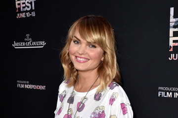 """Sunny Mabrey 2015 Los Angeles Film Festival -  Opening Night Premiere of Sony Pictures Classics' """"Grandma"""" - Red Carpet"""