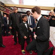 Sunny Pawar 89th Annual Academy Awards - Red Carpet