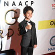 Sunny Pawar 48th NAACP Image Awards -  Arrivals