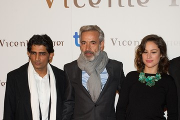Sunny Singh 'Vicente Ferrer' Premieres in Madrid