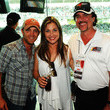 Sunny Sweeny Country Music Stars Attend The Brickyard 400 Presented By BigMachineRecords.com