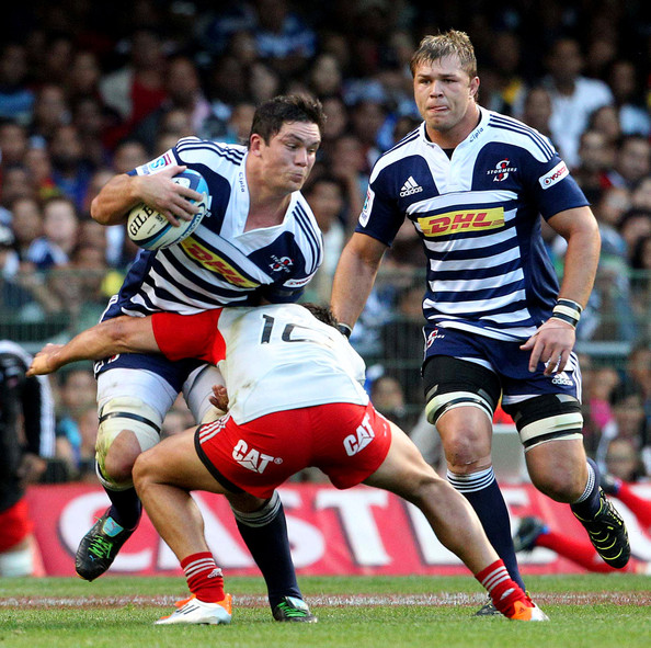 Francois Louw In Super Rugby Rd 12