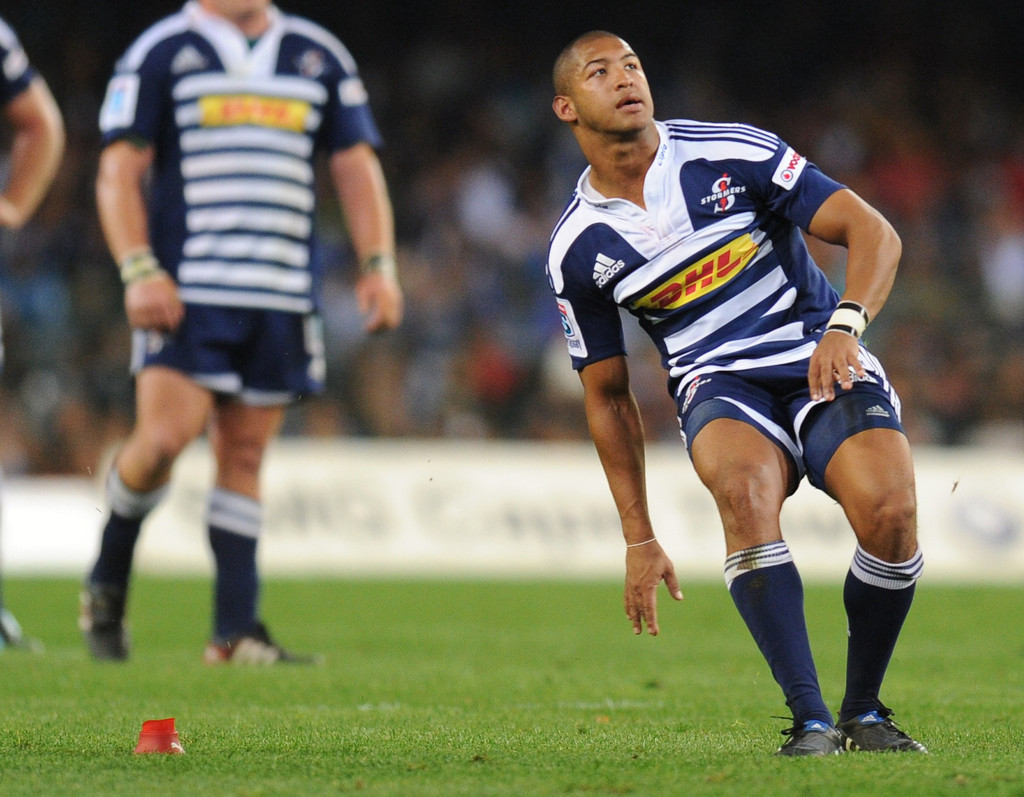 Stormers Picture: Kurt Coleman In Super Rugby Rd 17