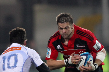 Ben Seymour Super Rugby Rd 18 - Crusaders v Force