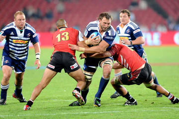 Warren Whitely Super Rugby Rd 9 - Lions v Stormers