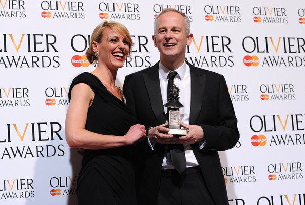 The Laurence Olivier Awards - Press Room