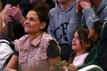 Suri Cruise NCAA Basketball Tournament - Regionals - New York