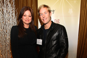 Christopher Lane Surviving The Holidays With Valerie Bertinelli