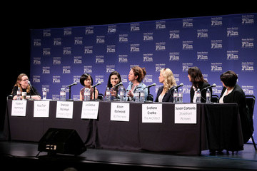 Susan Cartsonis The 31st Santa Barbara International Film Festival - Women's Panel