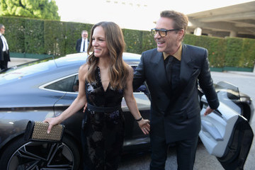 Susan Downey Audi Arrives At The World Premiere Of 'Avengers: Endgame'
