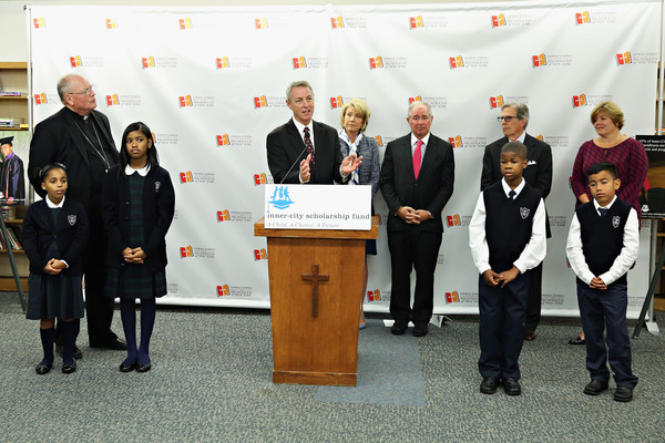 Inner-City Scholarship Fund Announces $125 Million 'Our Kids Are Our Capital' Endowment Campaign