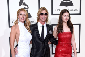 Susan Holmes McKagan The 58th GRAMMY Awards - Arrivals