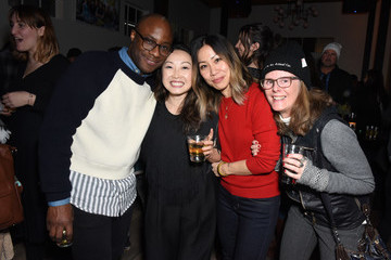 Susan Jacobs DIRECTV Lounge Presented By AT&T Hosted 'The Farewell' Party At Sundance Film Festival 2019