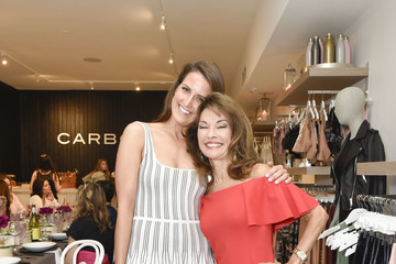 Susan Lucci Carbon 38 And Hamptons Magazine Private Dinner