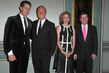 Susan M. Tolson US Embassy Hosts A Cocktail & Dinner In Honor Of Designer Michael Kors