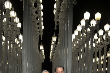Susan Nimoy LACMA 2012 Art + Film Gala Honoring Ed Ruscha And Stanley Kubrick Presented By Gucci - Inside