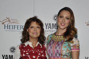 Susan Sarandon Eva Amurri Celebs at Heifer International's 'Beyond Hunger' Event