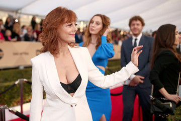 Susan Sarandon Eva Amurri The 22nd Annual Screen Actors Guild Awards - Red Carpet