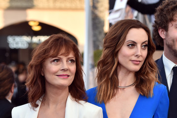 Susan Sarandon Eva Amurri 22nd Annual Screen Actors Guild Awards - Red Carpet
