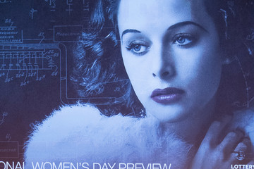 Susan Sarandon Bombshell: The Hedy Lamarr Story' - Special Screening And Q&A
