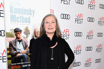 Susan Sullivan AFI FEST 2018 Presented By Audi - Gala Screening Of 'The Kominsky Method' - Red Carpet