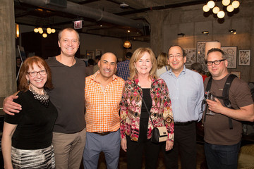 Susan Ungaro 2015 James Beard Foundation Awards Welcome Reception Hosted at Soho House Chicago In Partnership With Choose Chicago, The Illinois Restaurant Association And CS Magazine