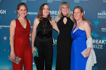 Susan Wojcicki 8th Annual Breakthrough Prize Ceremony - Arrivals