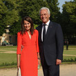 Susanne Ramsauer Guests Arrive at the Charlottenburg Palace Dinner