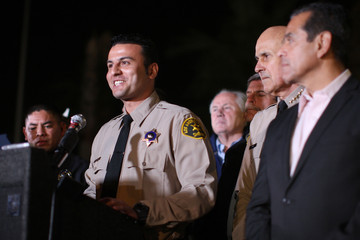Lee Baca Suspect Arrested In Slew Of Los Angeles Arson Fires