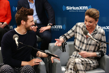 Sutton Foster The Cast of 'Younger' Visits the SiriusXM Studios