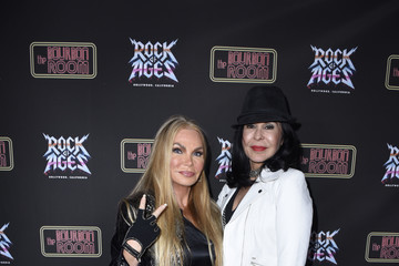 """Suzan Hughes Opening """"Night Of Rock Of Ages"""" Hollywood At The Bourbon Room"""