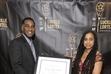 Suzan-Lori Parks 31st Annual Lucille Lortel Awards - Press Room