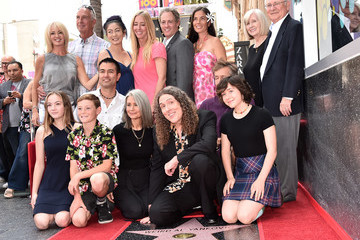 Suzanne Yankovic 'Weird Al' Yankovic Honored With Star On The Hollywood Walk Of Fame