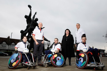 Suzi Williams BT GB Wheelchair Rugby Announcement