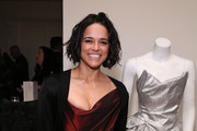 Michelle Rodriguez attends Suzy Amis Cameron's 10-Year Anniversary Of RCGD Celebration on February 21, 2019 in Beverly Hills, California.