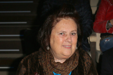 Suzy Menkes Au Jour Le Jour - Front Row - Milan Fashion Week Womenswear Autumn/Winter 2014