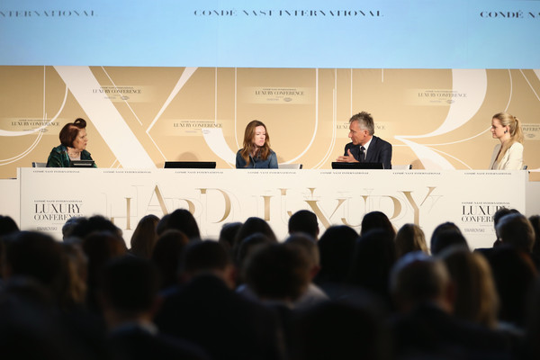 Conde' Nast International Luxury Conference - Day 2 []