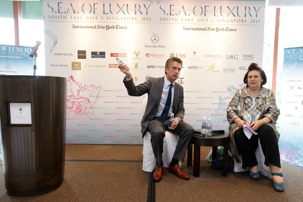 International New York Times Luxury Conference []