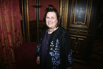 Suzy Menkes The Miu Miu Club and Croisiere 2017 Collection Presentation