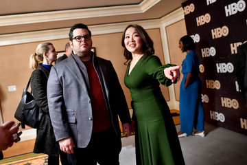 Suzy Nakamura WarnerMedia Winter TCA 2020 - Green Room