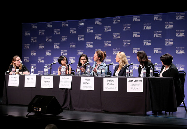 The 31st Santa Barbara International Film Festival - Women's Panel