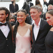 Swann Arlaud 'Invisible Demons' Red Carpet - The 74th Annual Cannes Film Festival