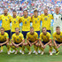 Sebastian Larsson Emil Forsberg Photos - Sweden pose for a team photo during the 2018 FIFA World Cup Russia Quarter Final match between Sweden and England at Samara Arena on July 7, 2018 in Samara, Russia. - Sweden vs. England: Quarter Final - 2018 FIFA World Cup Russia
